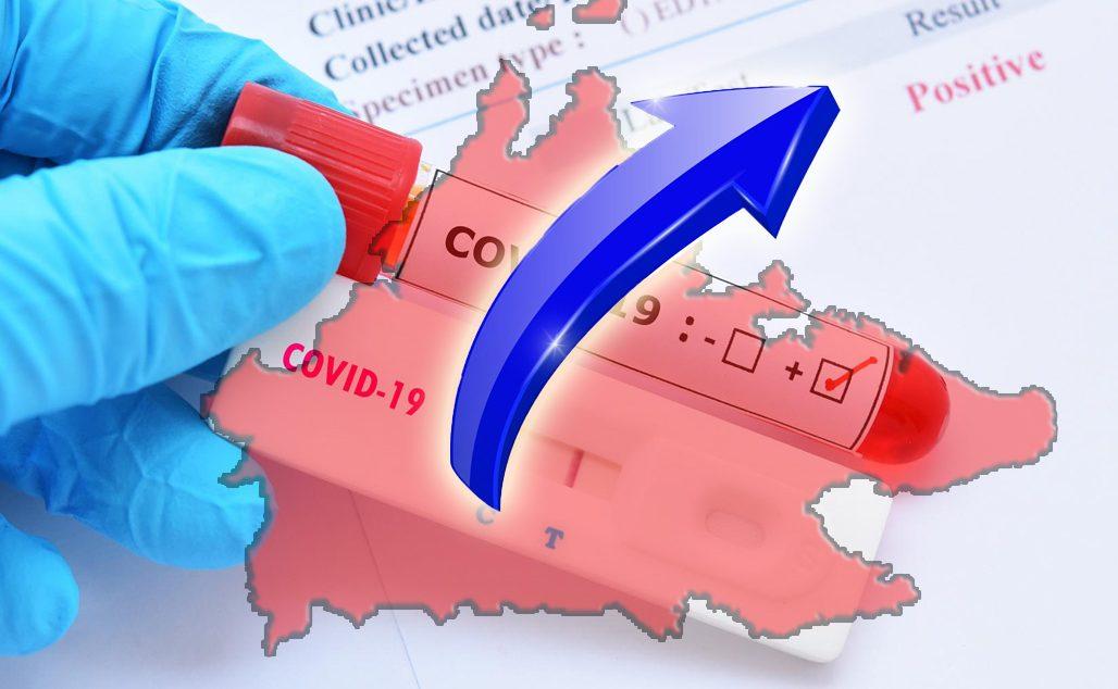 585 kes baharu Covid-19 di Sabah hari ini; empat daerah catat peningkatan kes ketara