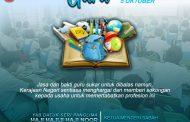 Selamat Hari Guru Sedunia - KM