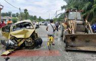 Remaja maut kereta kemalangan dengan jentolak