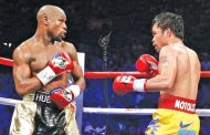 Pacquiao, Mayweather kembali 'bertarung'