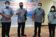 Tujuh penduduk kampung terpilih untuk Projek Usaha Ternakan Tiram Golongan B40