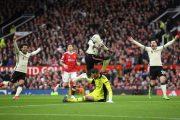 Liverpool 'ratah' United 4-0 pada babak pertama