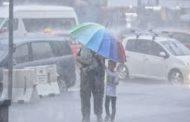 Amaran cuaca: Ribut petir, hujan lebat dan angin kencang dijangka berlaku