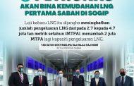 Kemudahan LNG pertama Sabah