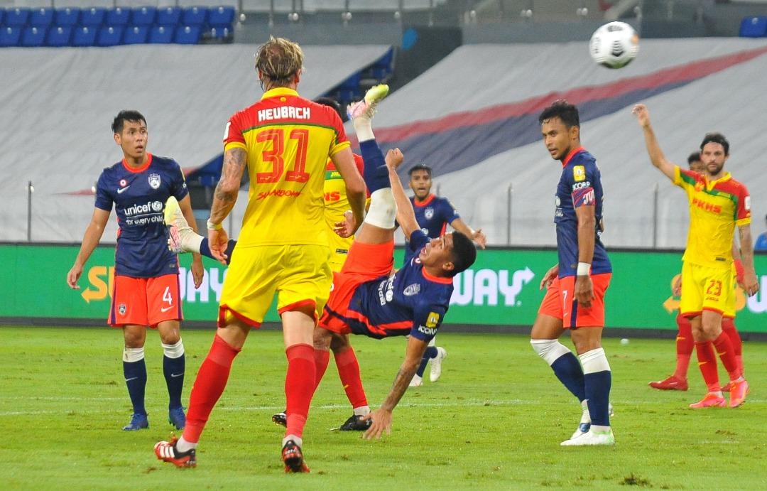 Liga Super 2021 raih hampir 78 juta tontonan di YouTube