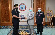 Ketua Menteri terima kunjungan hormat KP JPJ